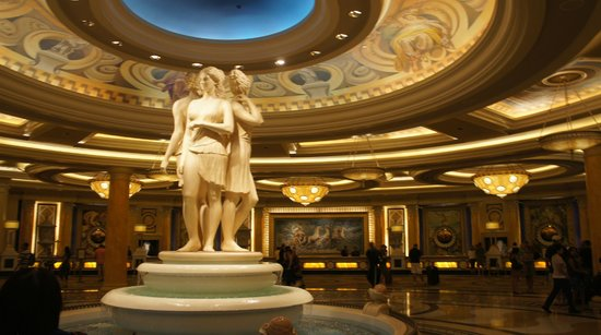 Caesars Palace: CEASARS PALACE, RECEPTION AREA