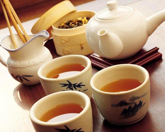 Linko Restaurant: Tea Time
