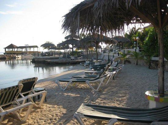 Club Ambiance : Beach