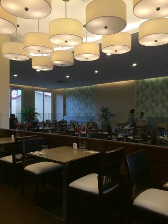 Country Inn & Suites By Carlson, Panama Canal, Panama : restaurant