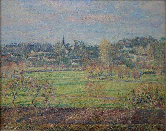 Kröller-Müller-Museum: Camille Pissarro