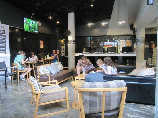 Lub d Bangkok Siam: cozy room
