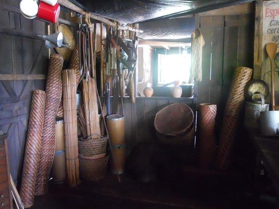 Museu do Seringal Vila Paraiso : Museu Seringal