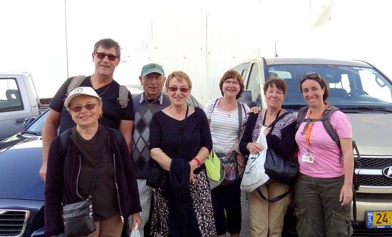 Guide Touristique a Jerusalem Day Tours: depart pour le marché de Jérusalem