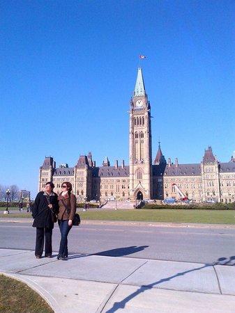 Colina del Parlamento: Parliament Hill