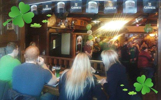 Paddy Flaherty's Irish Pub: St Patty's Day at Paddy Flaherty's - Sarnia