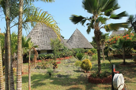 Ras Nungwi Beach Hotel: Places to Relax
