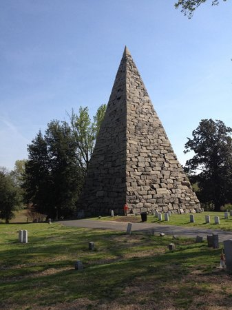 Pyramid, Hollywood Cemetery, Richmond, VA