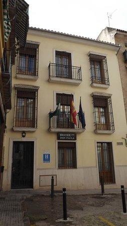 Hotel Don Paula: hotel exterior