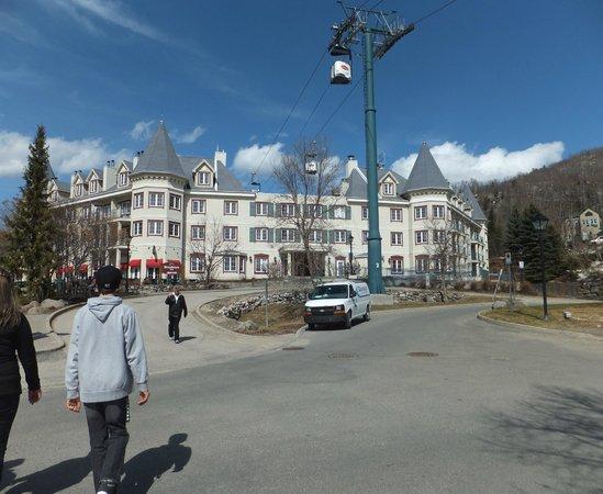 Residence Inn Mont Tremblant Manoir Labelle : Residence Inn - Mont Tremblant