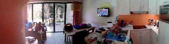 Center Parcs - Domaine des Trois Forets : cottage confort