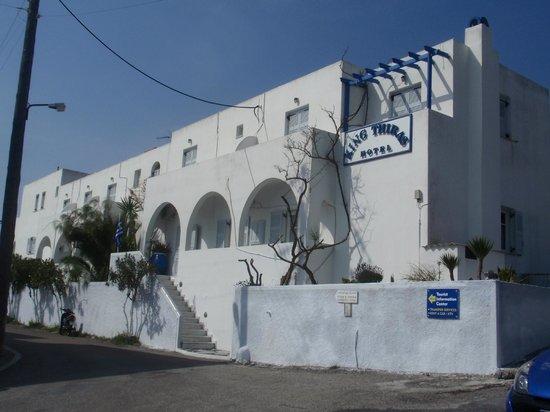 King Thiras Hotel : Hotel