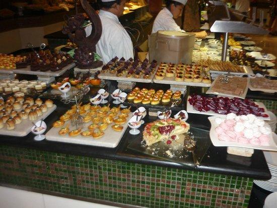 Iberostar Grand Hotel Paraiso: dessert