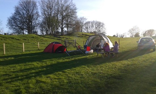 Clwydian Wigwams: Our pitch