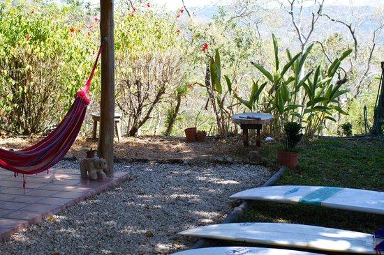 Hotel Buenos Aires: Garden patio