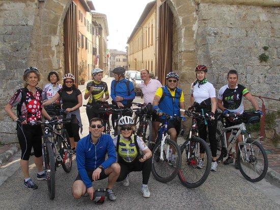 Viaggiare in Bici: Il GRANDE gruppo!!!