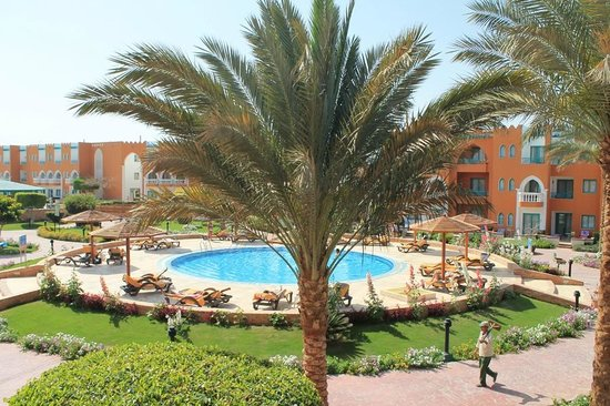 SUNRISE Garden Beach Resort -Select-: Ruhepool