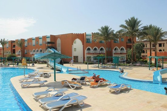 SUNRISE Garden Beach Resort -Select-: active-pool