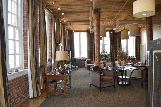 Craddock Terry Hotel: Lobby