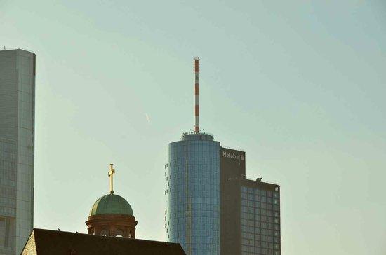 Main Tower : der Maintowere, Frankfurt
