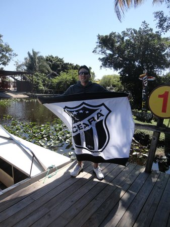 Everglades Safari Park: Everglades