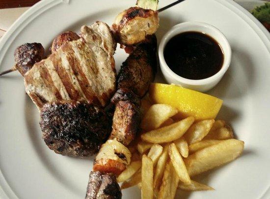 Mr Baba: Блюдо каннибала: три вида мяса