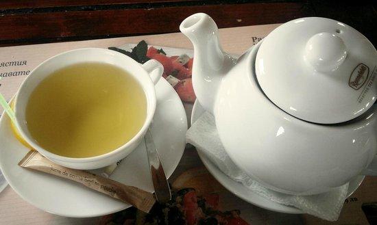 Mr Baba: Зелёный чай