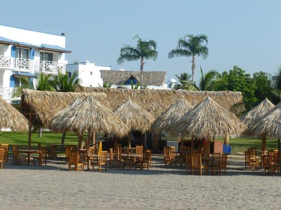 Hotel Playa Blanca Beach Resort : Disco area.