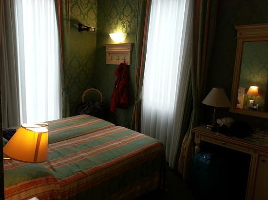 Villa Delle Palme: la otra parte de la habitación