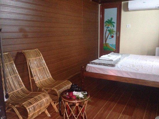 Arthunkal Beach Villa - Homestay: Lovely Room