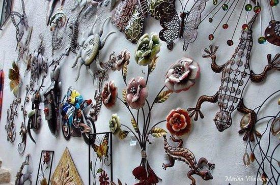 Valle del Guadalest: Сувениры