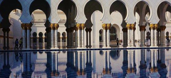 Mosquée Cheikh Zayed : En fantastisk upplevelse!