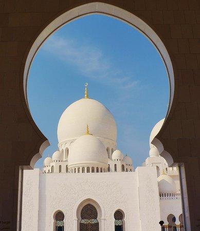 Mosquée Cheikh Zayed : Missa inte detta!