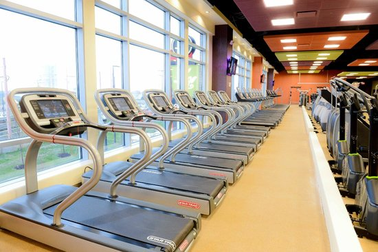 Aloft Cleveland Downtown : Best Fitness club in town