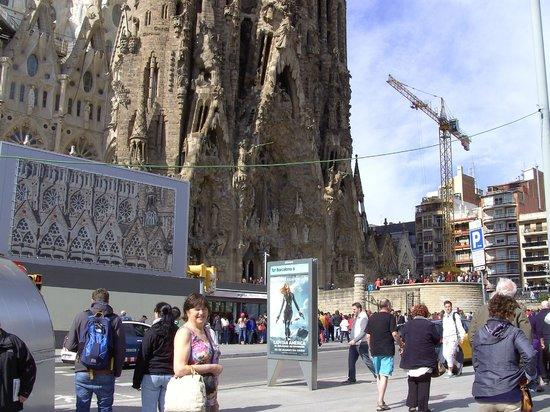 Sagrada Família : As of March 2014......