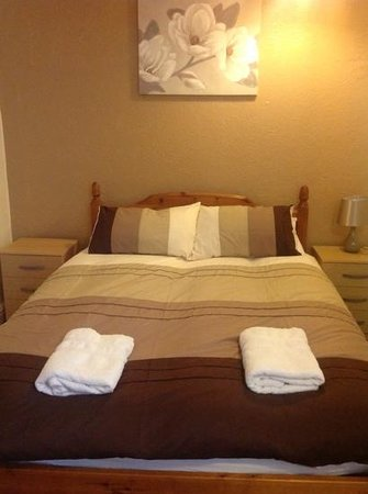 San Diego Guest House : double room