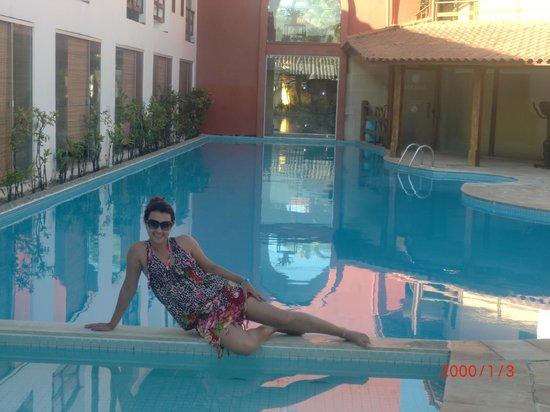 Resort La Torre: na piscina do spar