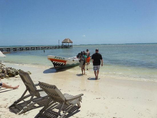 Maya Chan Beach: beach