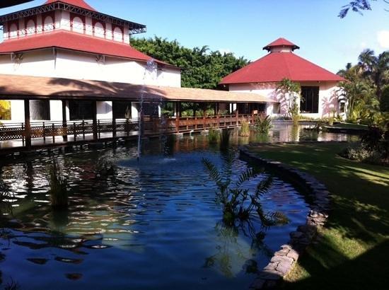 Grand Palladium Bavaro Suites Resort & Spa : Themen Restaurant