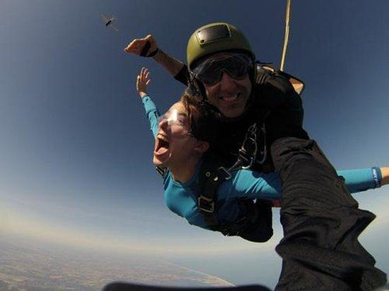 Skydive OC: wahooooo