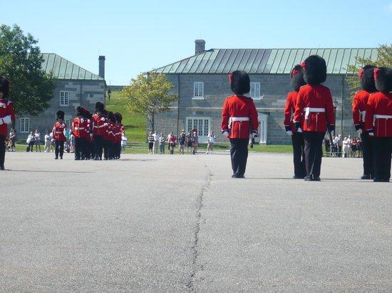 La Citadelle de Québec : citadelle