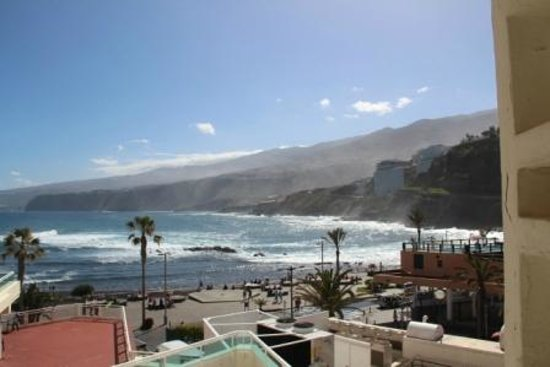 H10 Tenerife Playa: View from the balkony