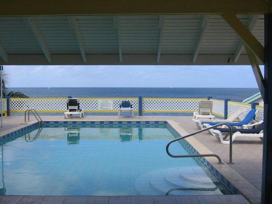 Bird Rock Beach Hotel: pool