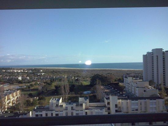 Blue & Green Troia Design Hotel: magnifica vista para a praia