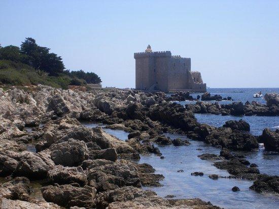 Iles de Lerins: le fort du 16 eme siecle