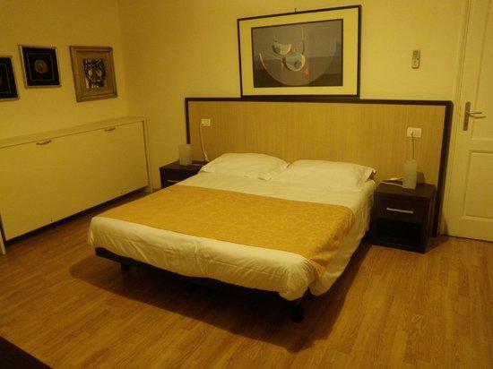 Tourist House Battistero: Cama MUY cómoda!