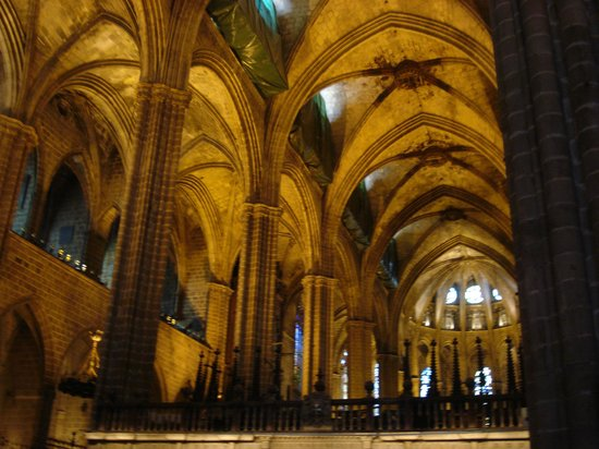 Quartier gothique : Catedral del Mar