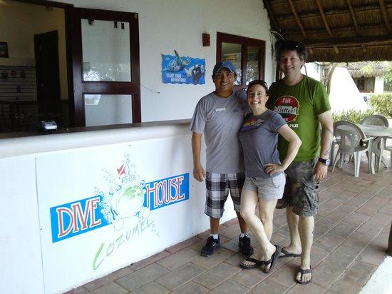 Dive House: aqua adventure come.back soon!!!!!