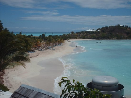 Cocobay Resort : The Lovely Beach.