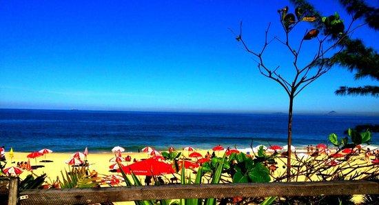Itacoatiara Beach: Vista de um trecho